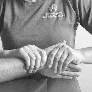 Hånd behandling