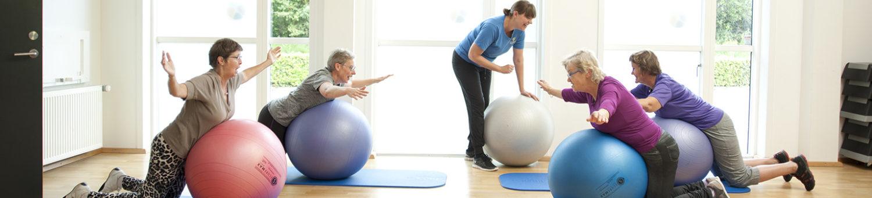 Fysioterapi i Bramming
